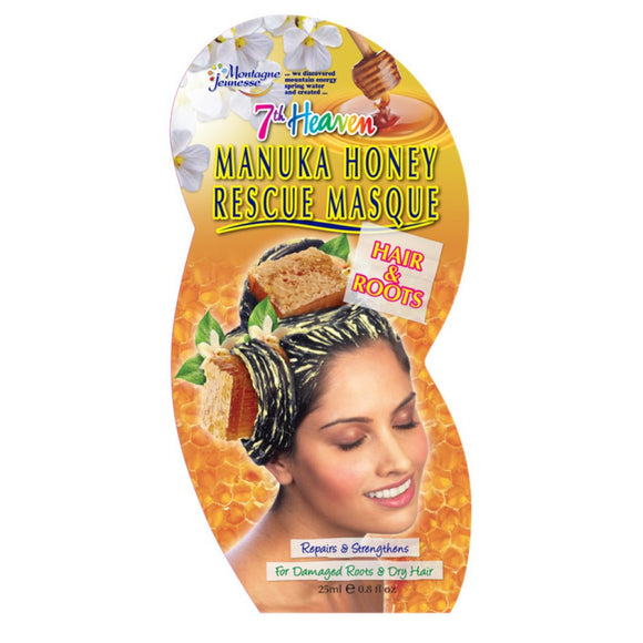 7th Heaven Manuka Honey Rescue Hair Masque