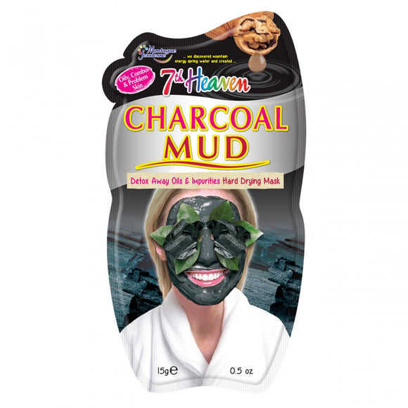 7th Heaven Charcoal Mud Mask