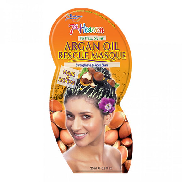 7th Heaven Argan Oil Rescue Hair Masque