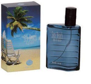 Real Time Sea Beach 100ml Eau De Toilette