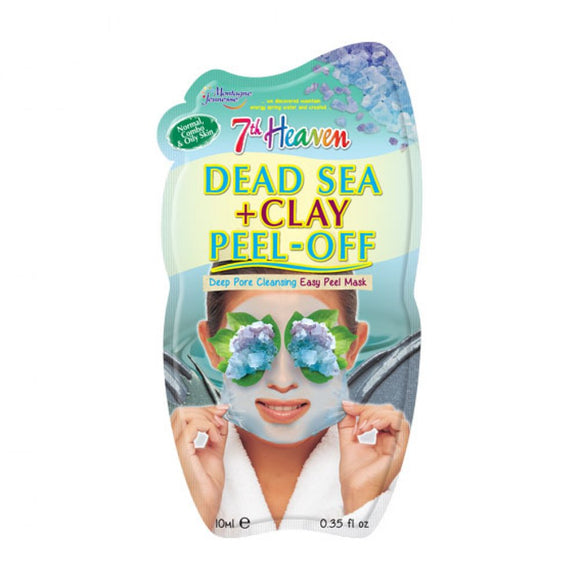 7th Heaven Montagne Jeunesse Dead Sea and Clay Peel Off Face Mask