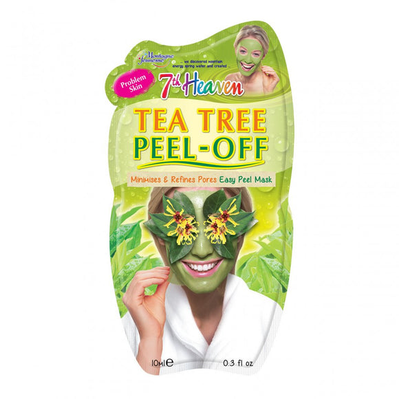 7th Heaven Montagne Jeunesse Tea Tree Peel Off Face Mask