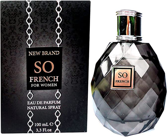 New Brand So French 100ml Eau De Parfum