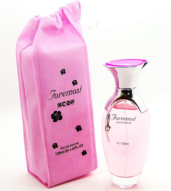 Saffron Foremost Rose 130ml Eau De Parfum