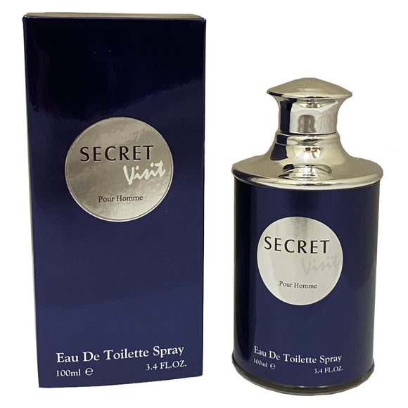 Saffron Secret Visit 100ml Eau De Toilette