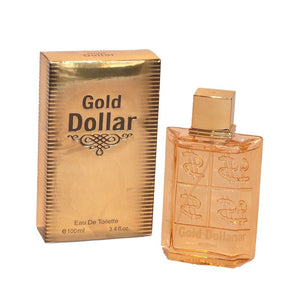 Saffron Gold Dollar 100ml Eau De Toilette
