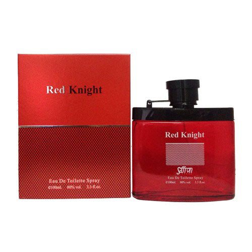 Saffron Red Knight 100ml Eau De Toilette