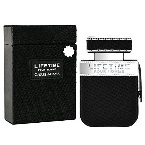 Chris Adams Life Time 80ml Eau De Parfum