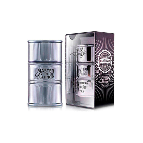 New Brand Platinum Essence 100ml Eau De Toilette