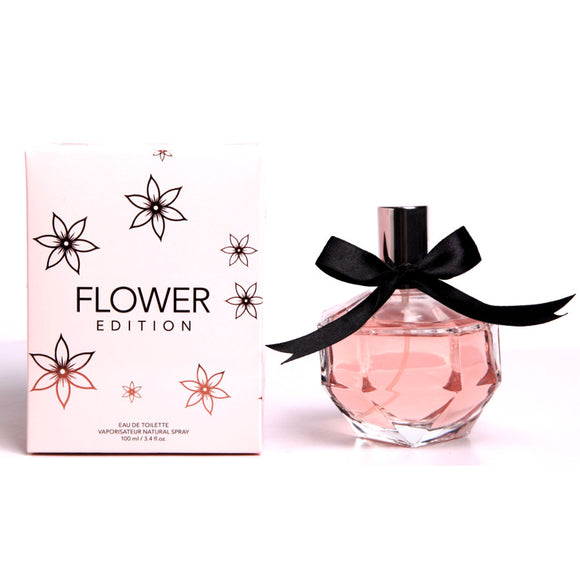 Creative Colours Flower Edition 100ml Eau De Toilette