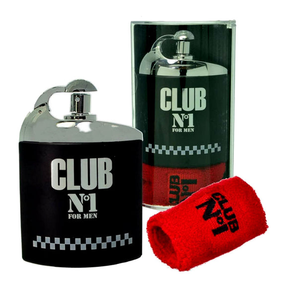 New Brand Club No.1 100ml Eau De Toilette
