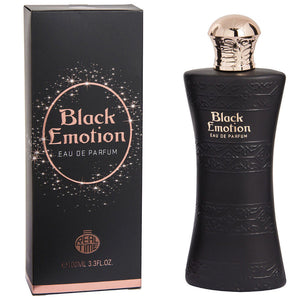 Real Time Black Emotion 100ml Eau De Parfum