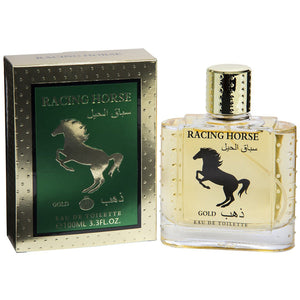 Real Time Racing Horse Gold 100ml Eau De Toilette