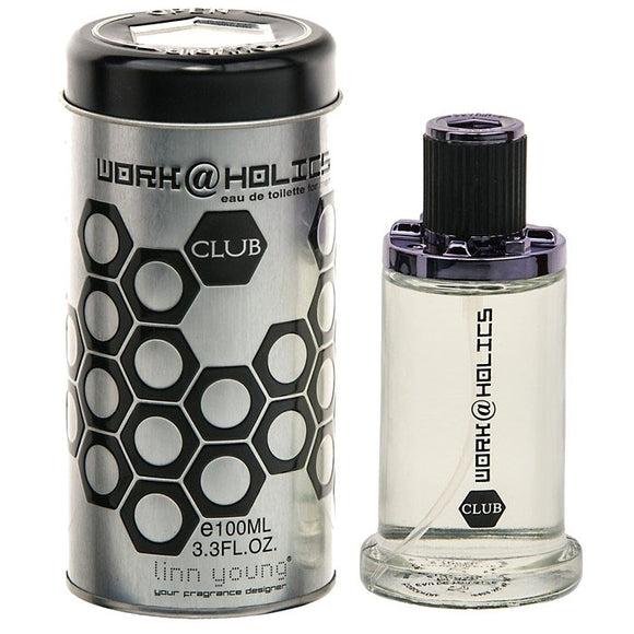 Linn Young Work@holics Club 100ml Eau De Toilette