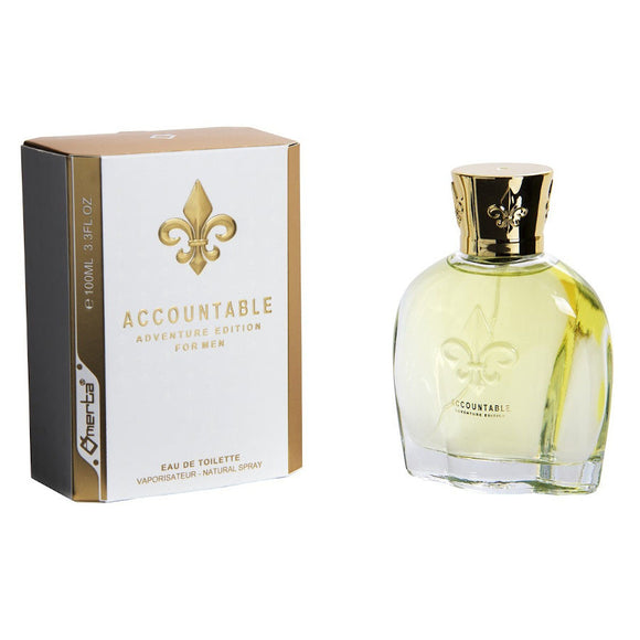 Omerta Accountable Adventure Edition 100ml Eau De Toilette