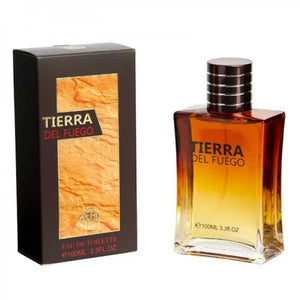 Real Time Tierra De Fuego 100ml Eau De Toilette