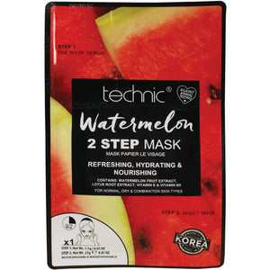 Technic Watermelon 2 Step Mask