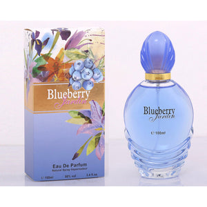 Fine Perfumery Blueberry Jardin 100ml Eau De Parfum For Her