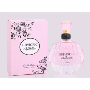 Fine Perfumery Euphoric Addiction 100ml Eau De Parfum