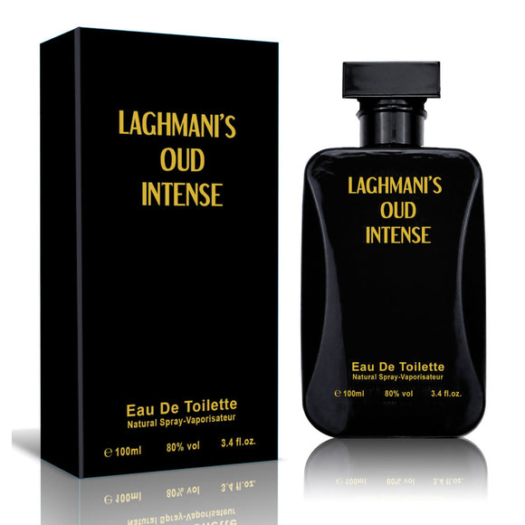 Fine Perfumery Laghmani's Oud Intense 100ml Eau De Toilette For Him