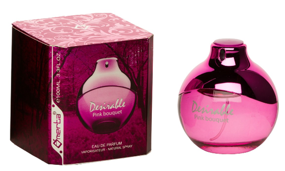 Omerta Desirable Pink Bouquet 100ml Eau De Parfum