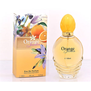 Fine Perfumery Orange Jardin 100ml Eau De Parfum For Her