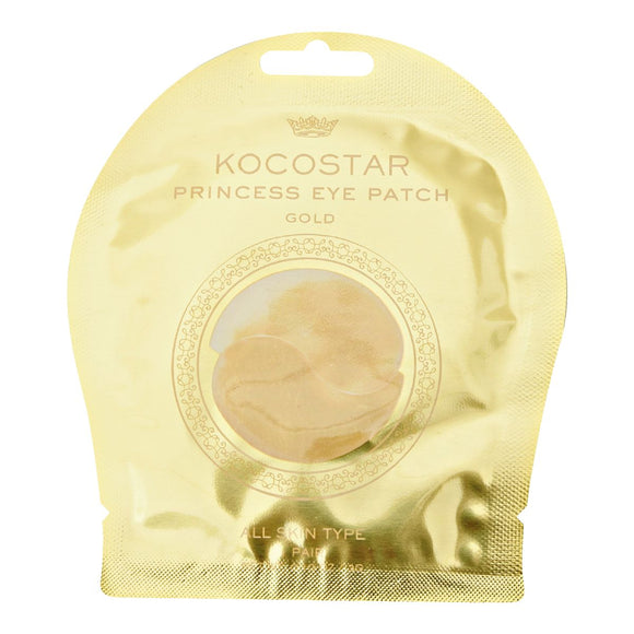 Kocostar Princess Under Eye Patches Gold