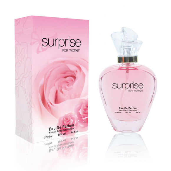 Fine Perfumery Surprise 100ml Eau De Parfum For Her