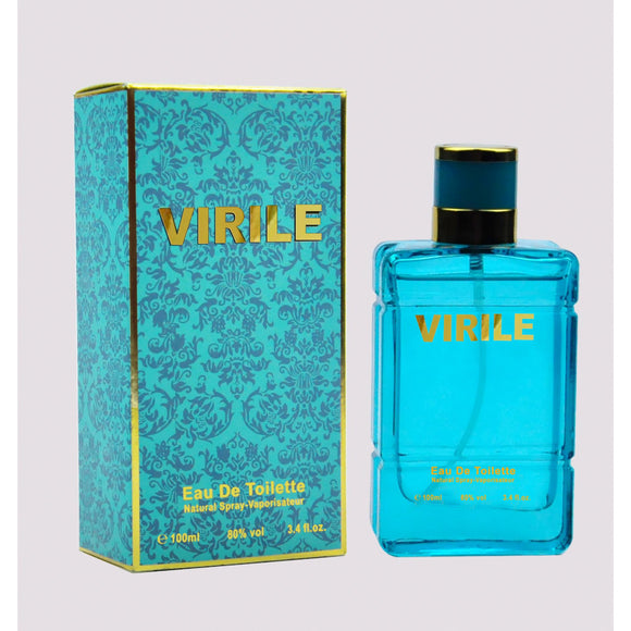 Fine Perfumery Virile 100ml Eau De Toilette For Him