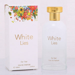 Fine Perfumery White Lies 100ml Eau De Parfum For Her