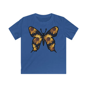 (Sun Butterfly) Kids Softstyle Tee - lol - LOL, I Need that! LLC