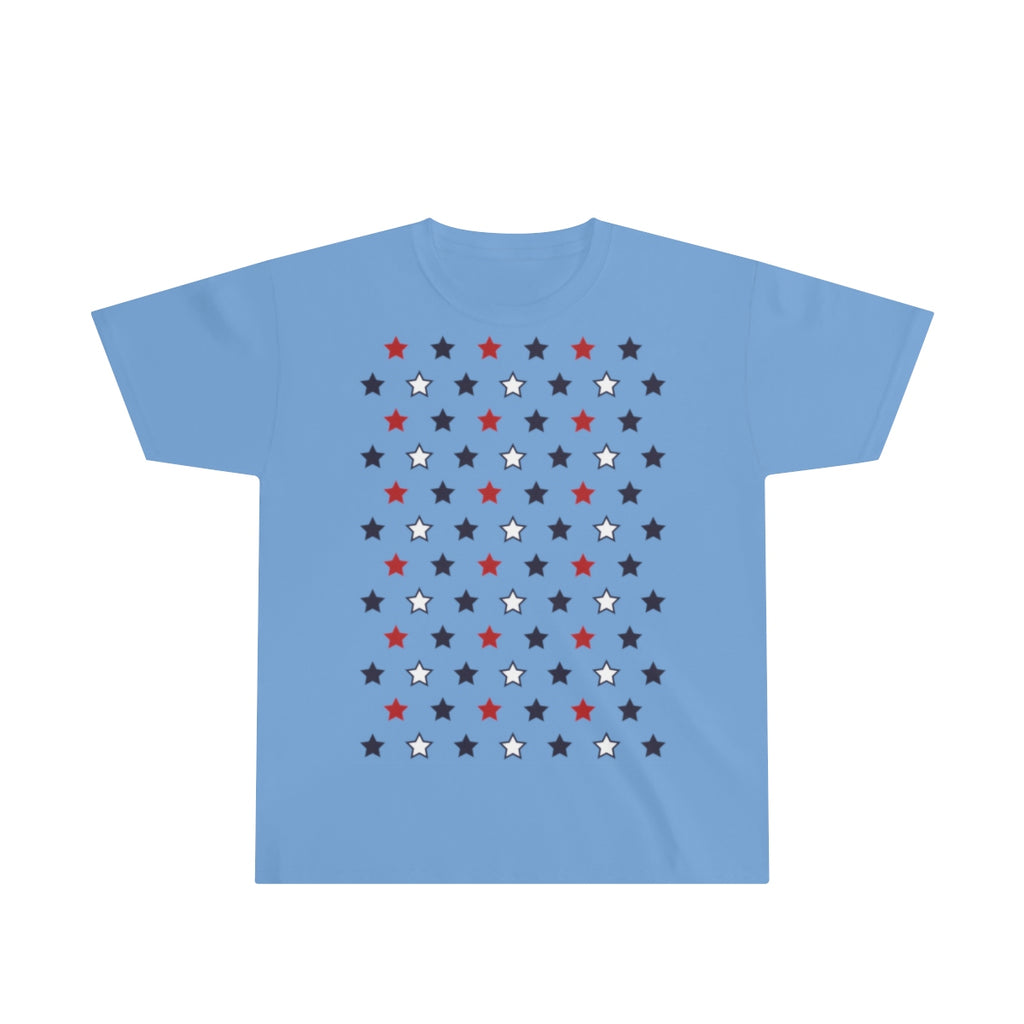 (Star Spangled) Youth Ultra Cotton Tee - LOL, I NEED That!