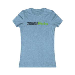 (Zombie Eats) Women's Favorite Tee - lol - LOL, I Need that! LLC