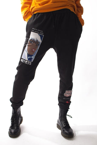 The AKARTS Comics Sweatpants - AKARTS