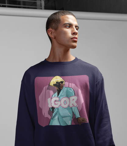 The Tyler, the Creator IGOR Long Sleeve T-Shirt - AKARTS