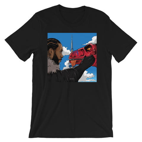 The Kawhi Leonard King of the North Tee - AKARTS