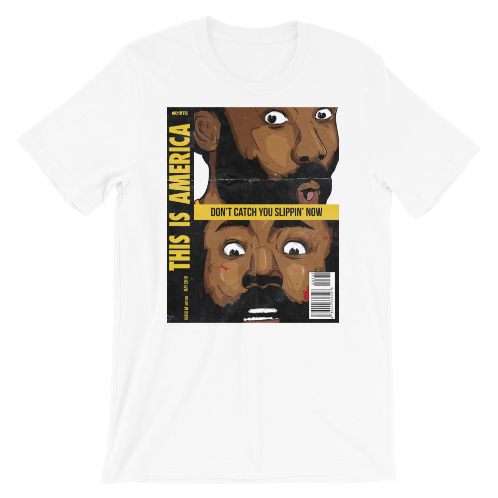 The Childish Gambino T-Shirt - AKARTS