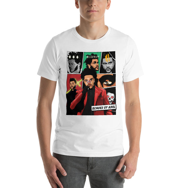 The Abel Chapters T-Shirt - AKARTS