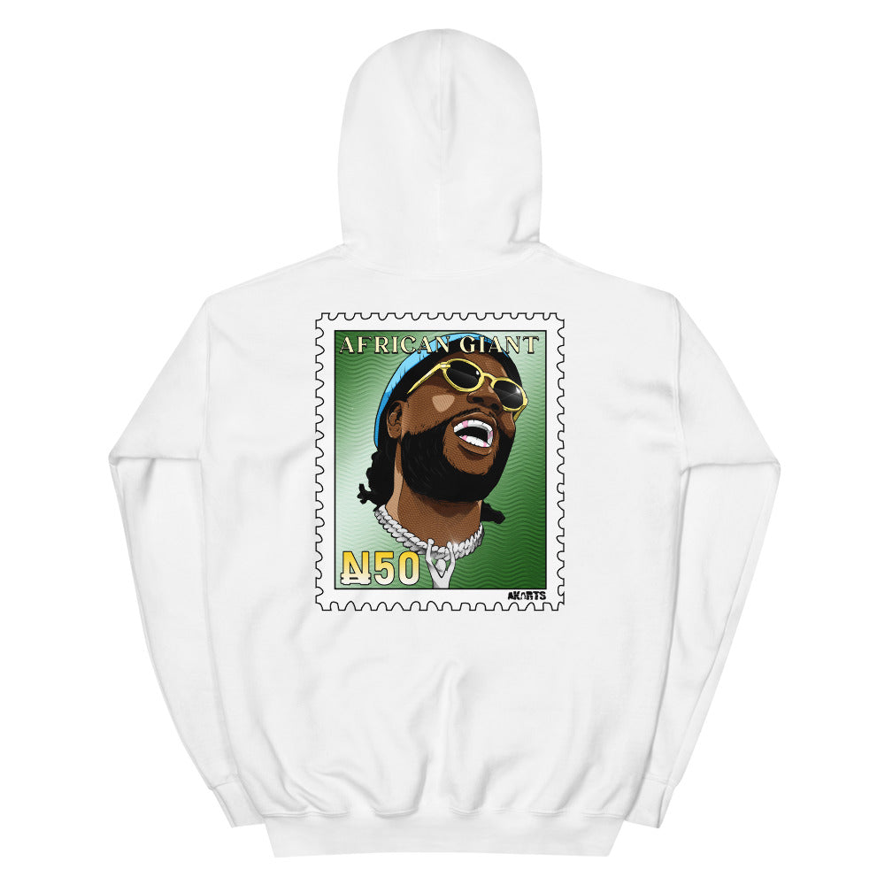 The Burna Boy Hoodie - AKARTS