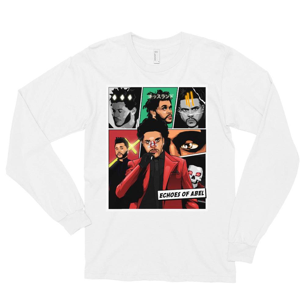 The Abel Chapters Long Sleeve Tee - AKARTS