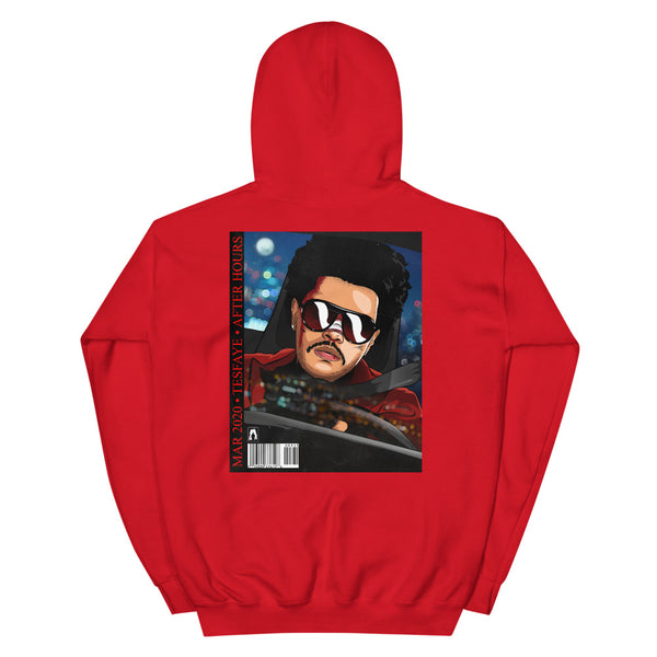 The After Hours TheWeeknd Hoodie - AKARTS