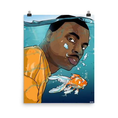 The Vince Staples Poster - AKARTS