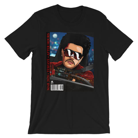 The After Hours TheWeeknd T-Shirt - AKARTS