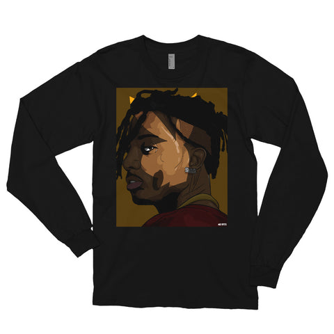 The Playboi Carti Long Sleeve Tee - AKARTS