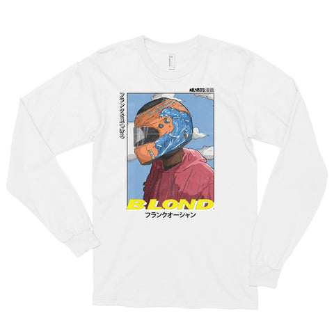 The Frank Ocean Long Sleeve T-Shirt - AKARTS