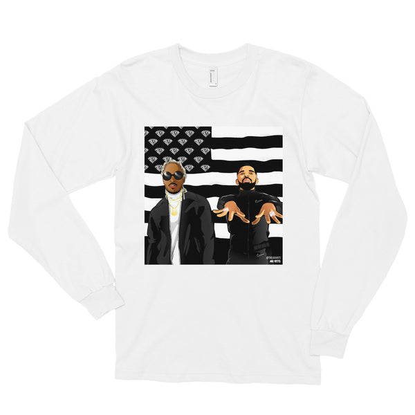 The Drake & Future x Stankonia Long Sleeve T-Shirt - AKARTS