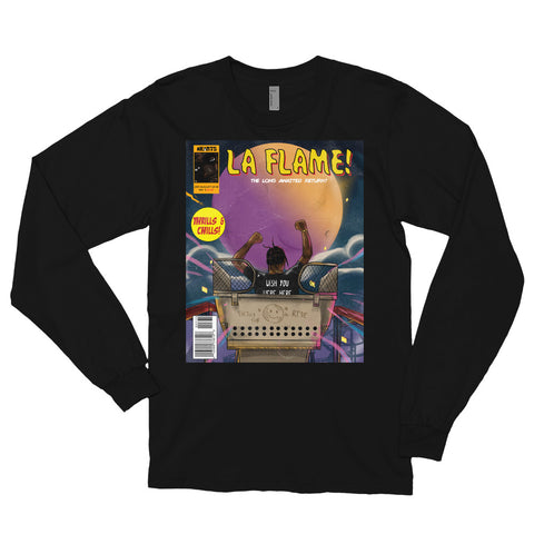 The Travis Scott Long Sleeve Tee - AKARTS