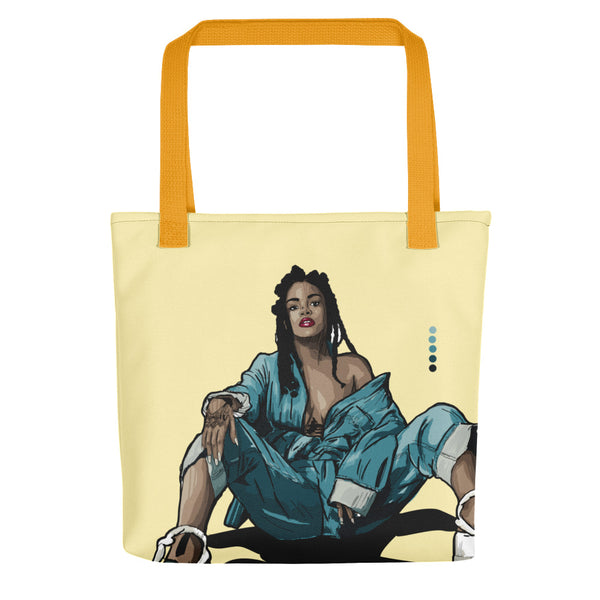 The Vintage Riri Tote Bag - AKARTS