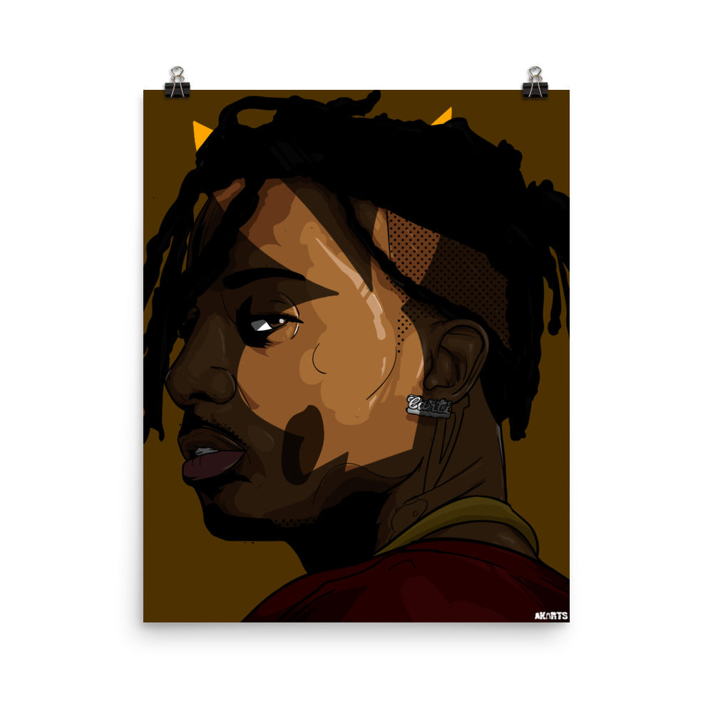 The Playboi Carti Poster - AKARTS