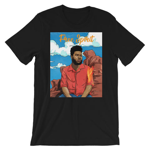 The Khalid Free Spirit Tee - AKARTS